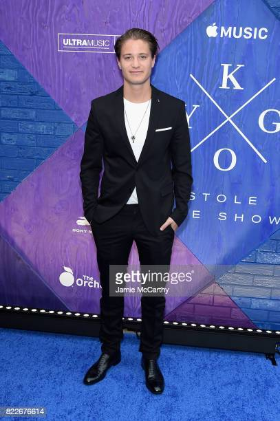 Kygo attends Apple Music and KYGO 'Stole The Show' Documentary Film Premiere at The Metrograph on July 25 2017 in New York City