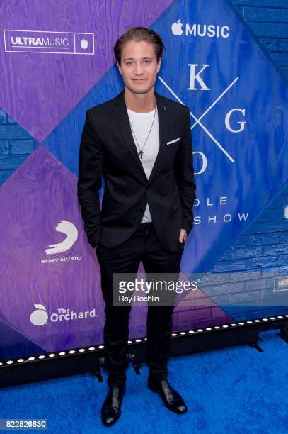 Kygo attends KYGO 'Stole The Show' documentary film premiere at The Metrograph on July 25 2017 in New York City