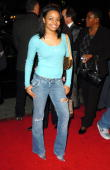 Kyla Pratt during 'Coach Carter' Los Angeles Premiere Arrivals at Grauman's Chinese Theatre in Hollywood California United States