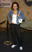 Kyla Pratt during 'The Haunted Mansion' World Premiere at El Capitan Theatre in Hollywood California United States