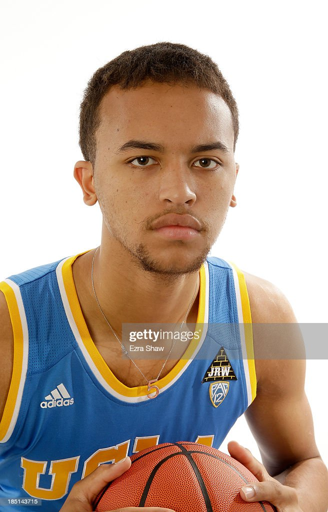 Kyle Anderson of UCLA poses for a portrait during the PAC-12 Men's Basketball Media Day on October 17, 2013 in San Francisco, California.