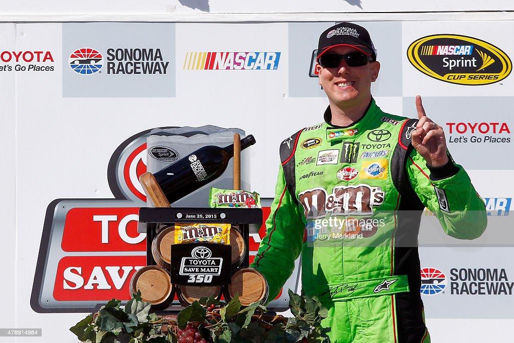NASCAR Sprint Cup Series Toyota/Save Mart 350