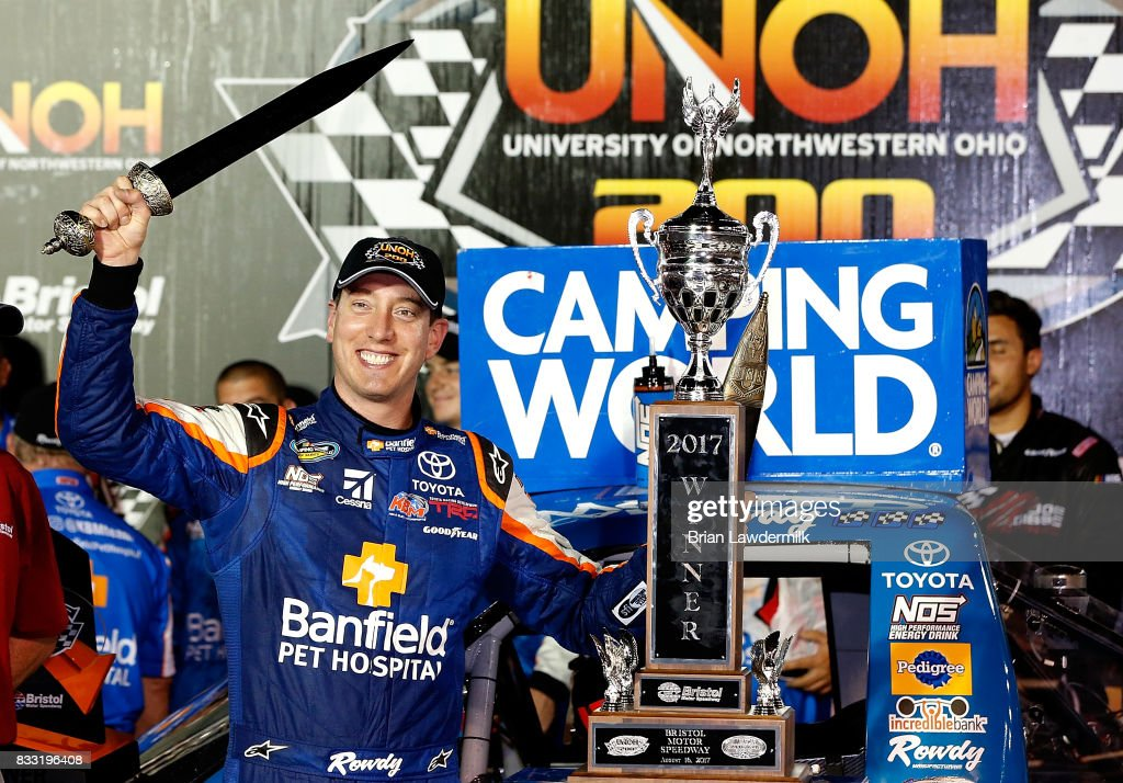 NASCAR Camping World Truck Series  UNOH 200