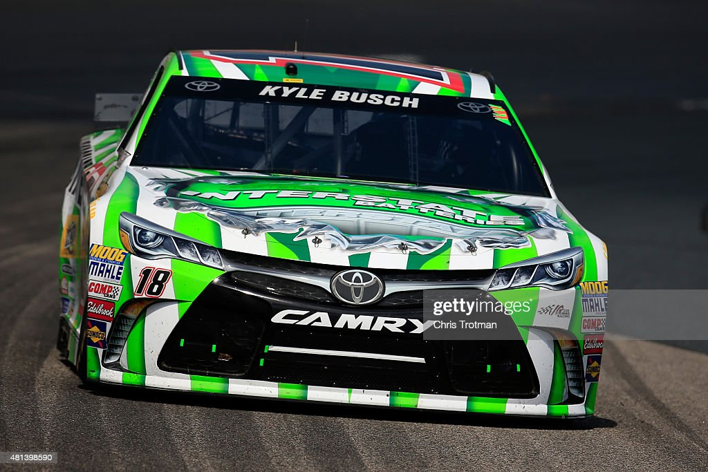 Sprint Cup Series 5 Hour Energy 301 Getty Images