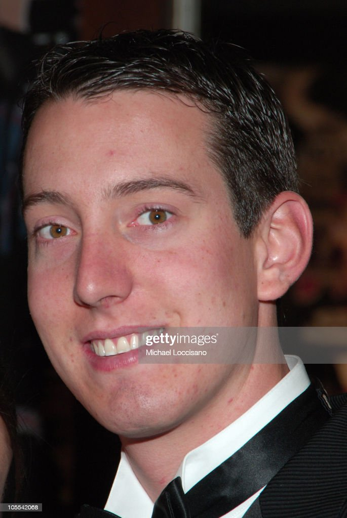 <a gi-track='captionPersonalityLinkClicked' href=/galleries/search?phrase=Kyle+Busch&family=editorial&specificpeople=211123 ng-click='$event.stopPropagation()'>Kyle Busch</a> during NASCAR NEXTEL Cup Series Awards Ceremony - December 2, 2005 at The Waldorf-Astoria in New York City, New York, United States.