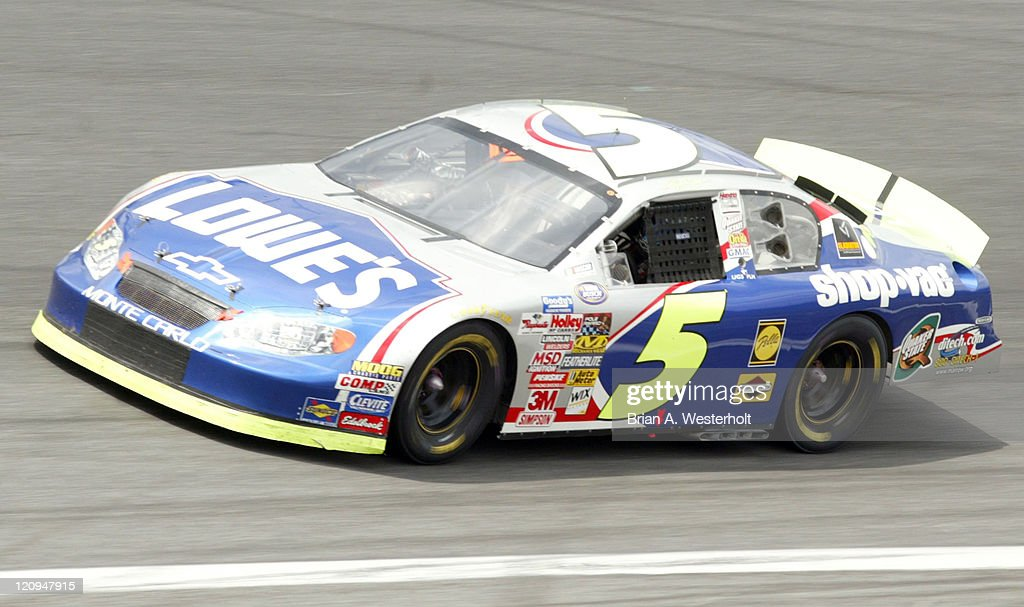 Busch Series Carquest Auto Parts 300 May 29 2004