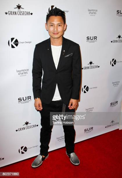 Kyle Chan attends Kyle Chan's 3rd annual #LOVECAMPAIGN Party at SUR Lounge on June 27 2017 in Los Angeles California