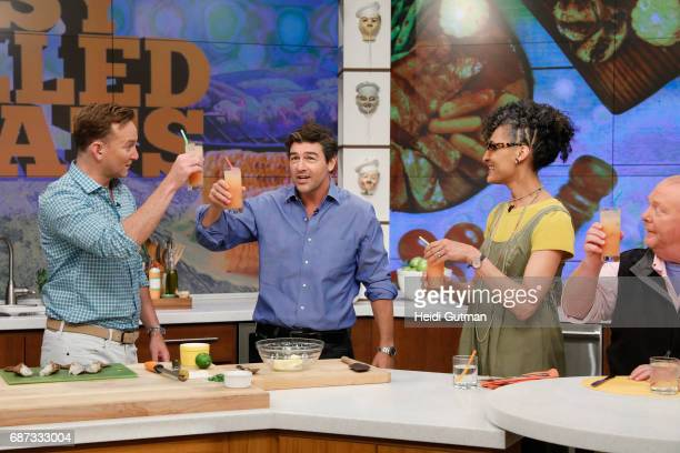THE CHEW Kyle Chandler is the guest Tuesday May 23 2017 on ABC's 'The Chew' 'The Chew' airs MONDAY FRIDAY on the ABC Television Network BATALI