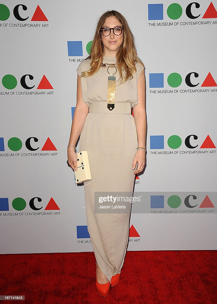 Kyle DeWoody attends the 2013 MOCA Gala at MOCA Grand Avenue on April 20, 2013 in Los Angeles, California.
