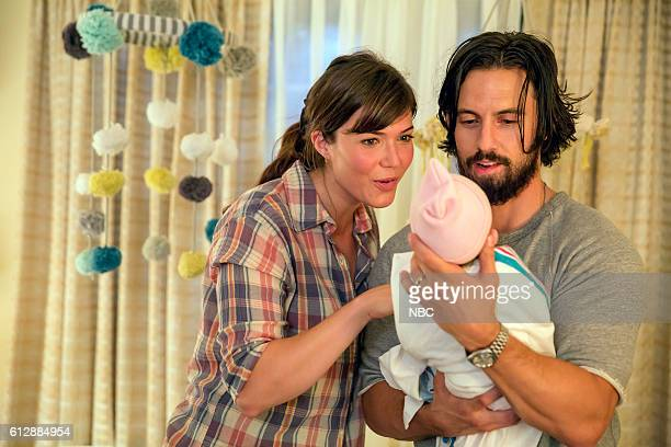 US 'Kyle' Episode 103 Pictured Mandy Moore as Rebecca Milo Ventimiglia as Jack