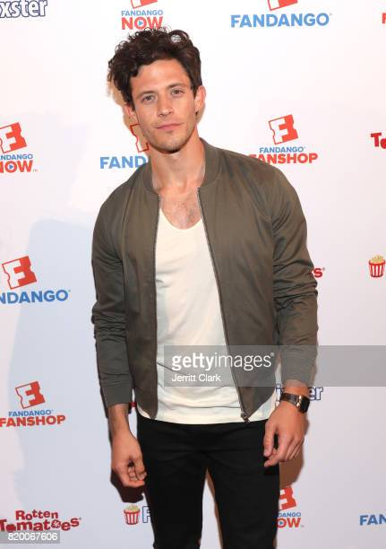 Kyle Harris attends ComicCon International 2017 Fandango Opening Night Party With Special Performance By Elle King Arrivals at San Diego Convention...