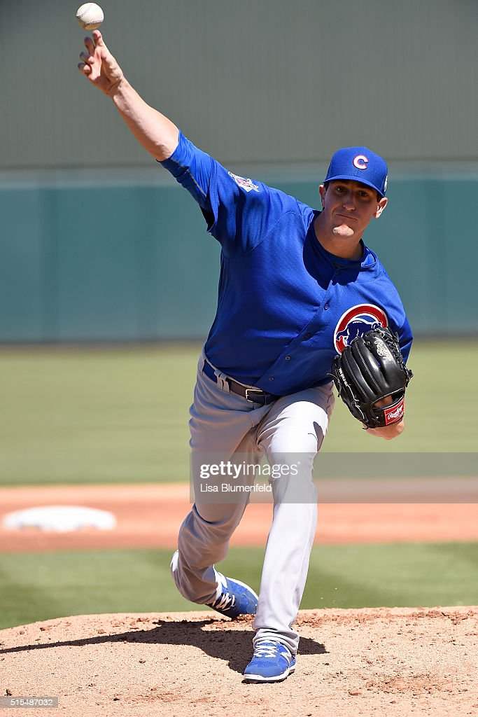 Chicago Cubs v Oakland Athletics