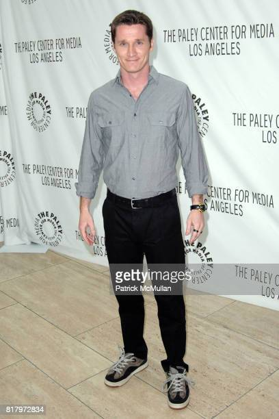 Kyle Killen attends PaleyFest Fall 2010 TV Preview Parties FOX Lone Star Running Wilde Raising Hope at Paley Center for Media on September 13 2010 in...