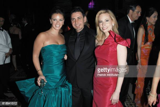 Kyle Koeppel Gustavo Babile and Gillian Miniter attend EL MUSEO'S 2010 Annual Gala at Cipriani 42nd Street on May 27th 2010 in New York City