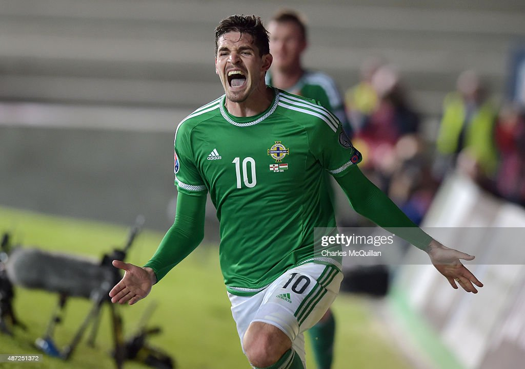 Northern Ireland v Hungary - EURO 2016 Qualifier