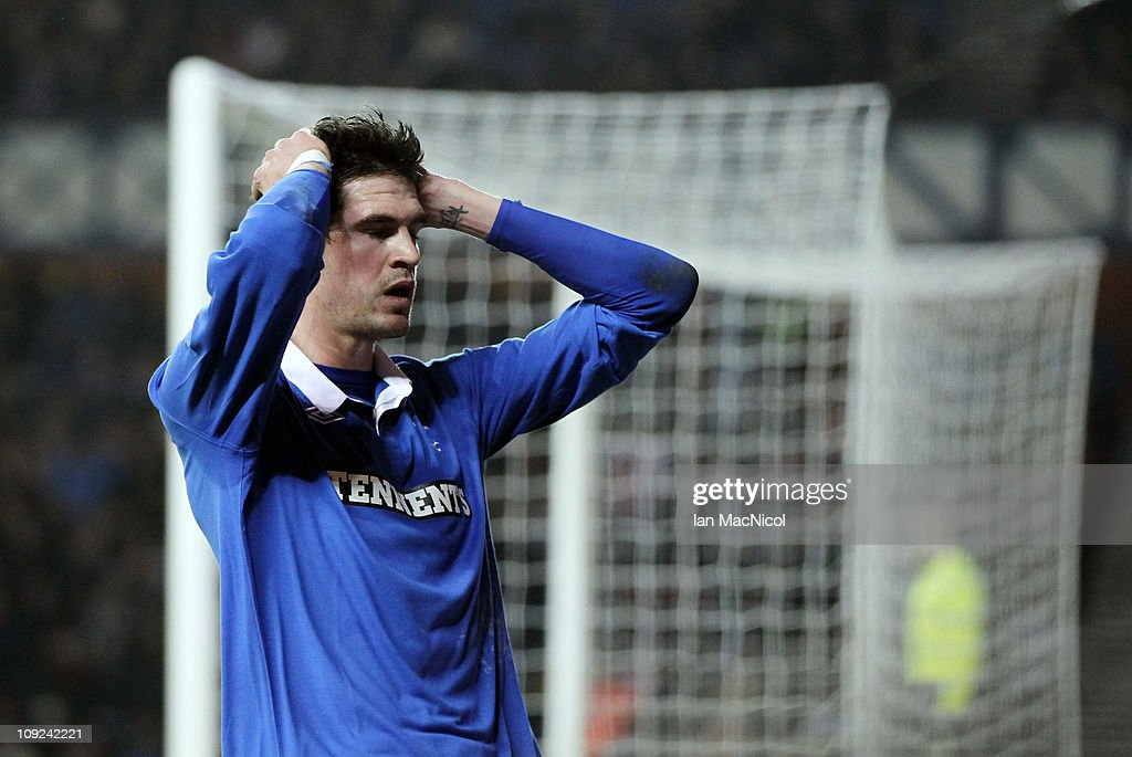 Rangers v Sporting - UEFA Europa League