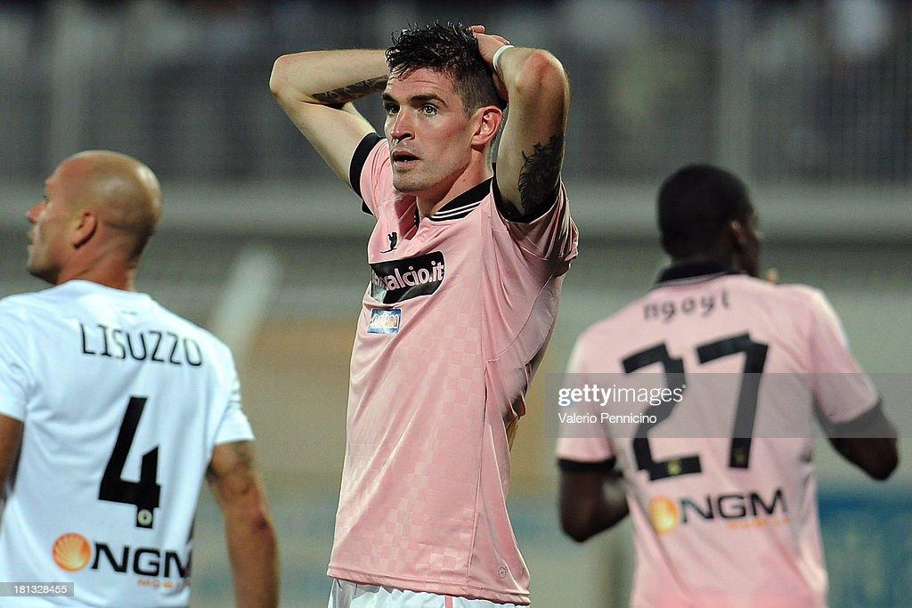 AC Spezia v US Citta di Palermo - Serie B