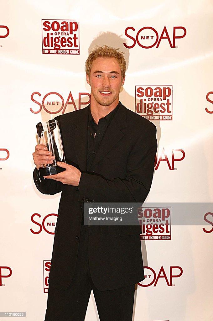 SOAPnet Presents The Soap Opera Digest Awards - Press Room