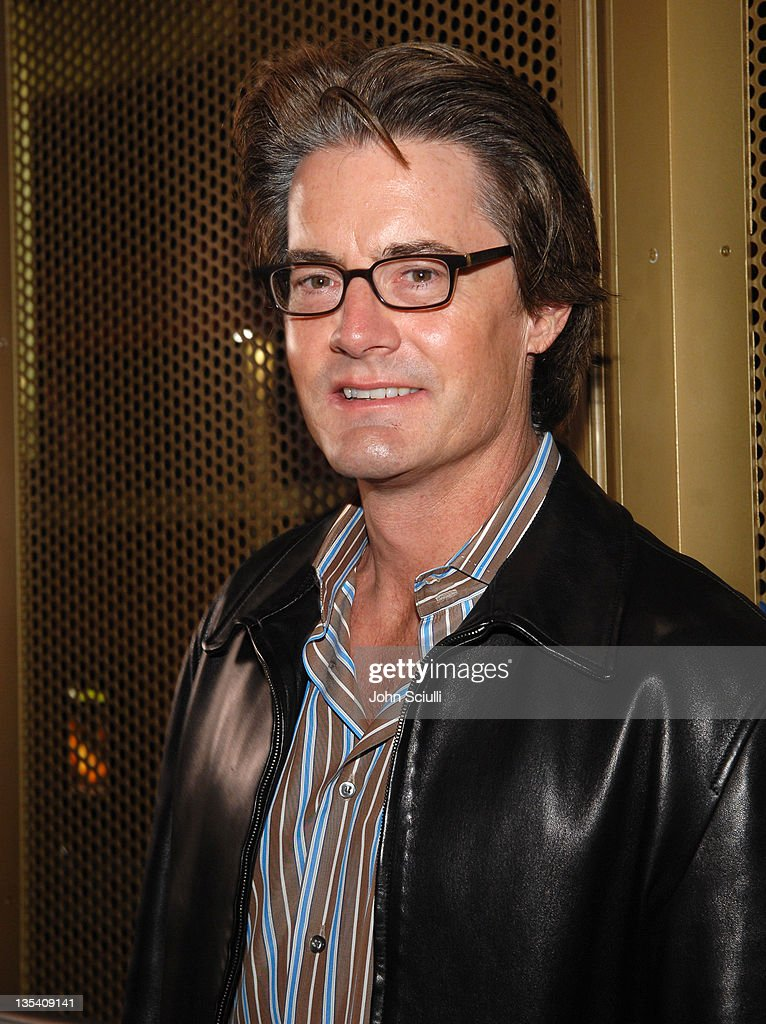 Kyle MacLachlan, at a screening and Q&A in celebration of the December 12 DVD release of 'The Doors: 15th Anniversary Edition'