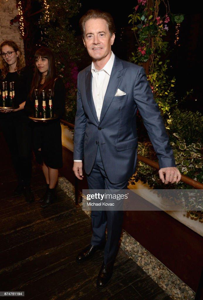 Moet Celebrates The 75th Anniversary Of The Golden Globes Award Season