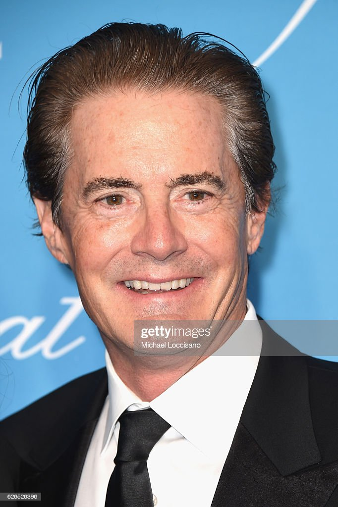 Kyle MacLachlan attends the 12th Annual UNICEF Snowflake Ball at Cipriani Wall Street on November 29, 2016 in New York City.