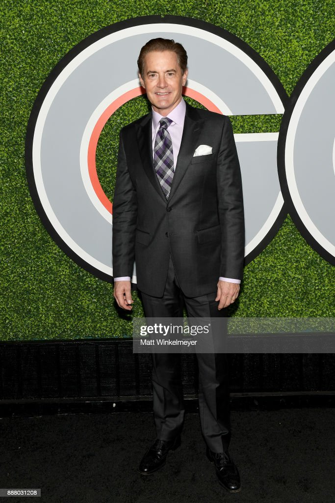 Kyle MacLachlan attends the 2017 GQ Men of the Year party at Chateau Marmont on December 7, 2017 in Los Angeles, California.