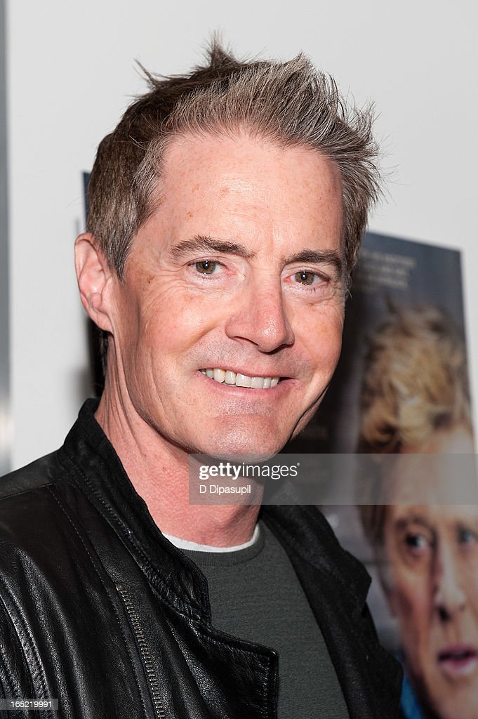 Kyle MacLachlan attends 'The Company You Keep' New York Premiere at The Museum of Modern Art on April 1, 2013 in New York City.