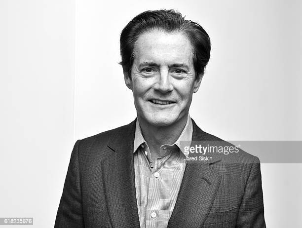 Kyle MacLachlan attends the Exclusive 30th Anniversary Screening of David Lynch's 'Blue Velvet' Sponsored by Agent Provocateur at the Museum of...