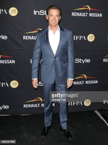 Kyle MacLachlan attends the HFPA InStyle Annual Celebration of 2017 Toronto International Film Festival held at Windsor Arms Hotel on September 9...