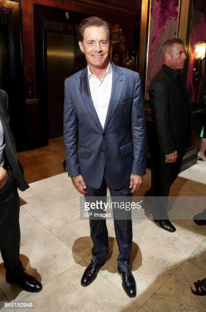 Kyle MacLachlan attends The Hollywood Foreign Press Association and InStyle's annual celebrations of the 2017 Toronto International Film Festival at...