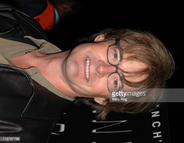 Kyle MacLachlan during David Lynch's 'Inland Empire' Los Angeles Premiere Arrivals at LACMA in Hollywood California United States