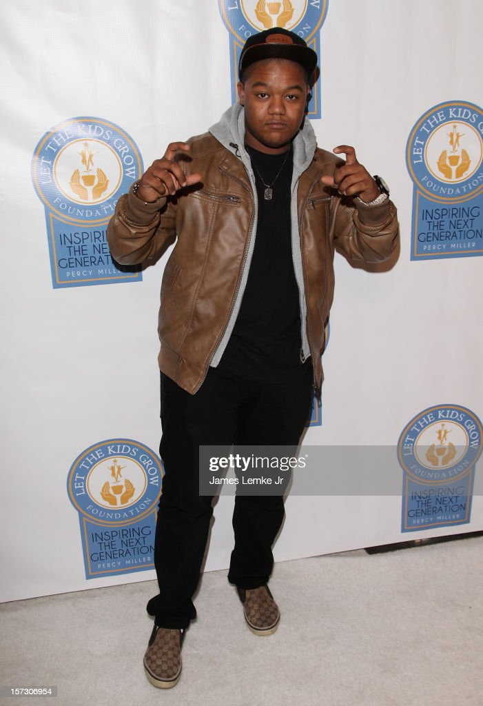 Kyle Massey attends the Let The Kids Grow 2012 Inaugral Holiday Gala held at the Beverly Wilshire Four Seasons Hotel on December 1, 2012 in Beverly Hills, California.