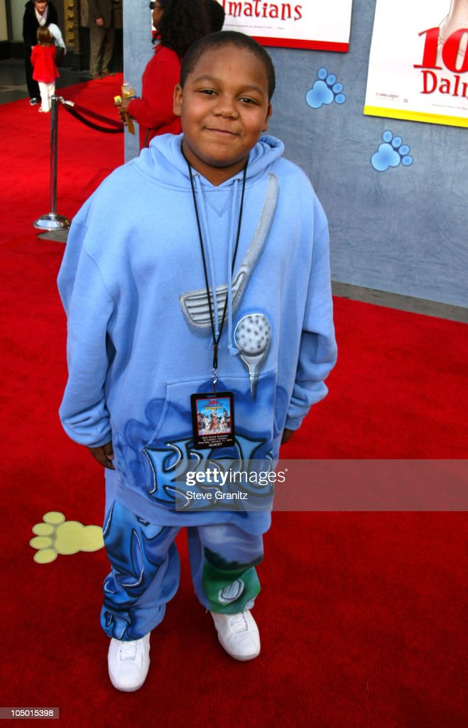 Kyle Massey during '101 Dalmatians II Patch's London Adventure' Premiere at El Capitan Theater in Hollywood California United States