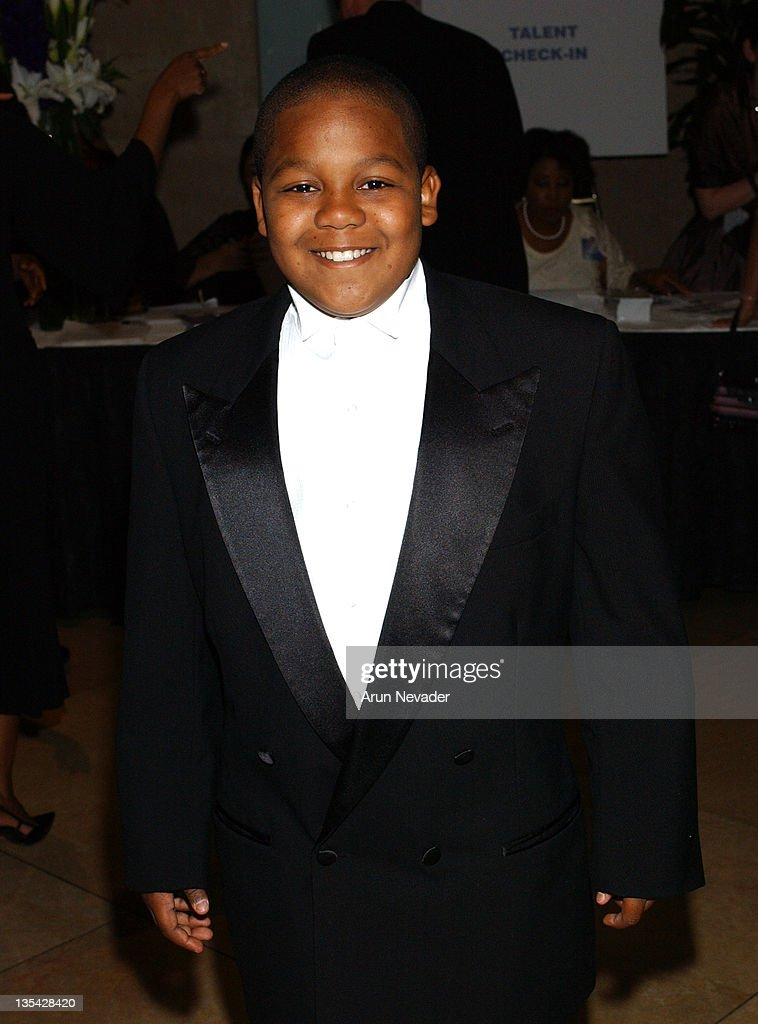 Kyle Massey during The 9th Annual NAMIC Vision Awards at Beverly Hilton Hotel in Beverly Hills California United States