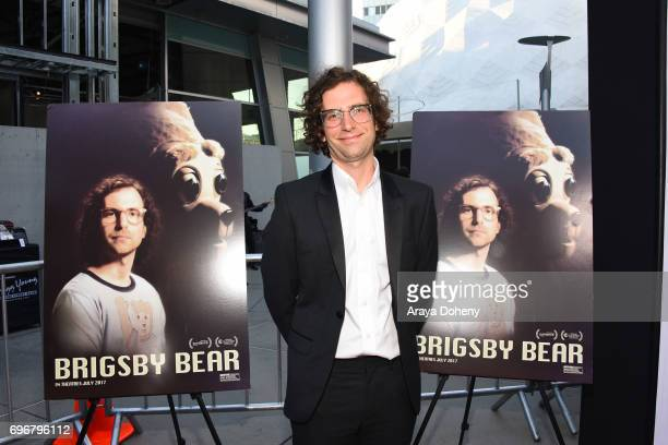 Kyle Mooney attends the 2017 Los Angeles Film Festival Gala screening of Sony Pictures Classic's 'Brigsby Bear' at ArcLight Hollywood on June 16 2017...