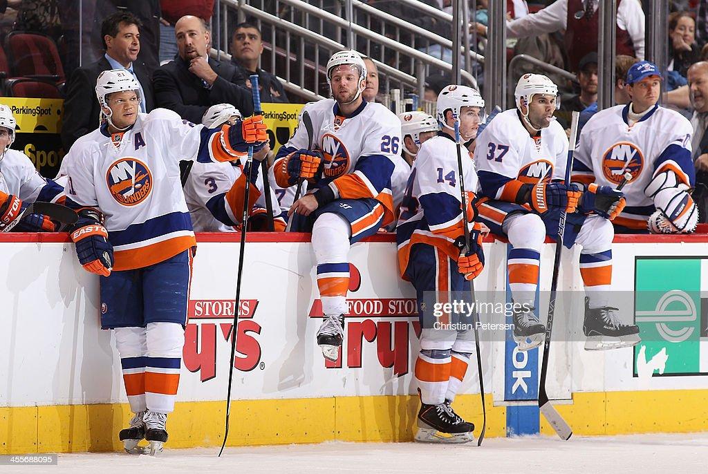 New York Islanders v Phoenix Coyotes