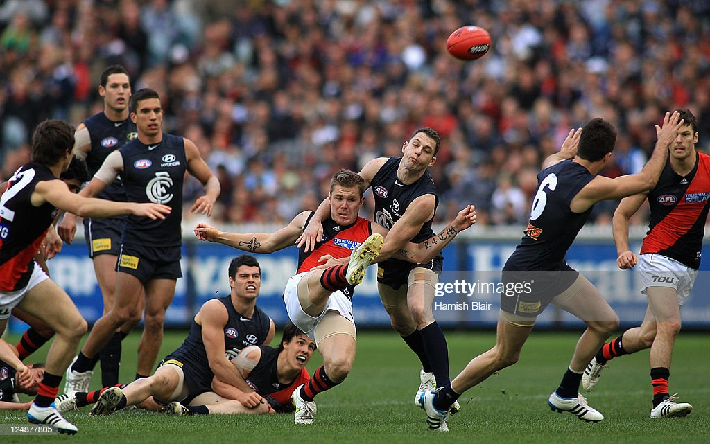 AFL First Elimination Final - Carlton v Essendon