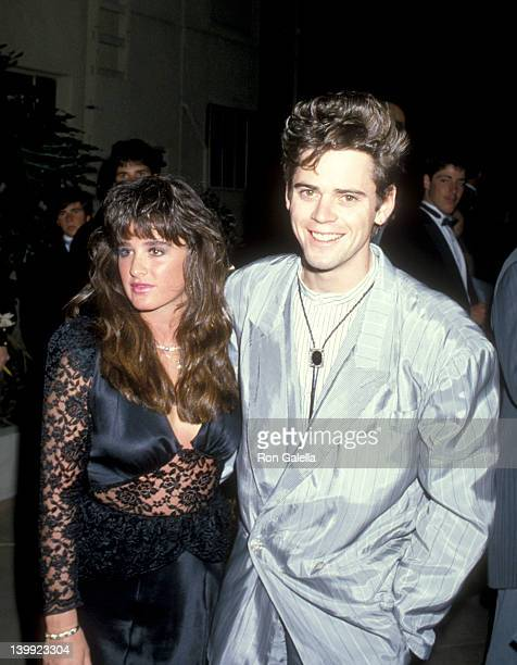 Kyle Richards and C Thomas Howell at the 2nd Annual Stuntman Awards KTLA Studios Hollywood