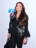 Kyle Richards attends the 2013 KIIS FM's Jingle Ball held at Staples Center on December 6 2013 in Los Angeles California