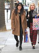 Celebrity Sightings In Los Angeles - December 07, 2019