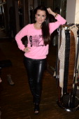 Kyle Richards of Bravo's 'The Real Housewives of Beverly Hills' shops at Alene Too on October 25 2012 in Boca Raton Florida