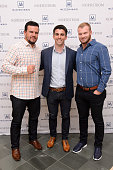 Kyle Schwarber and Ian Happ For Mizzen+Main At Nordstrom...