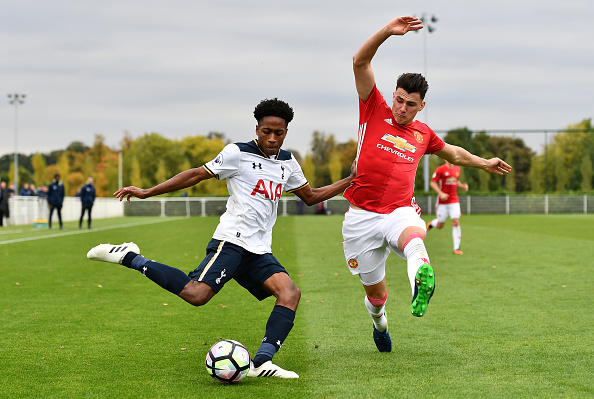 Tottenham Hotspur v Manchester United - Premier League 2 : News Photo