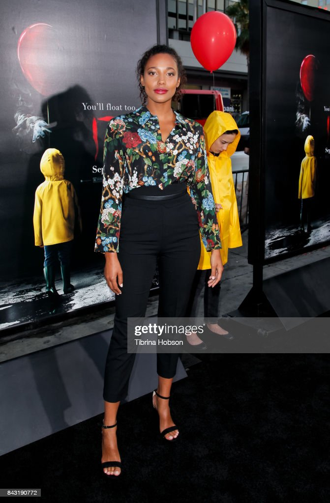 """Premiere Of Warner Bros. Pictures And New Line Cinema's """"It"""" - Red Carpet"""