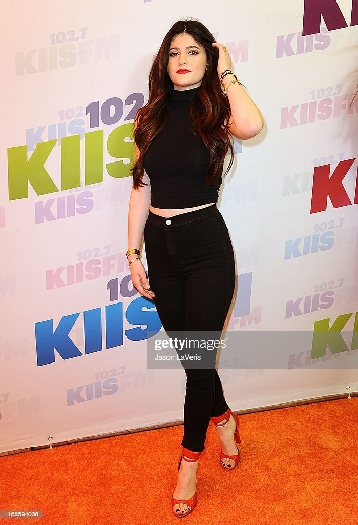 Kylie Jenner attends 102.7 KIIS FM's Wango Tango at The Home Depot Center on May 11, 2013 in Carson, California.