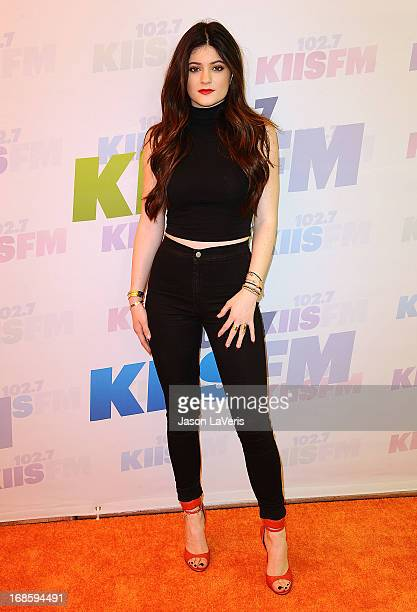 Kylie Jenner attends 1027 KIIS FM's Wango Tango at The Home Depot Center on May 11 2013 in Carson California