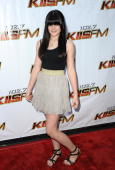 Kylie Jenner attends 1027 KIISFM's Wango Tango at Verizon Wireless Amphitheater on May 9 2009 in Irvine California