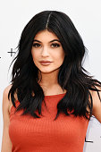 Kylie Jenner attends a launch party for the Kendall Kylie fashion line at TopShop on June 3 2015 in Los Angeles California
