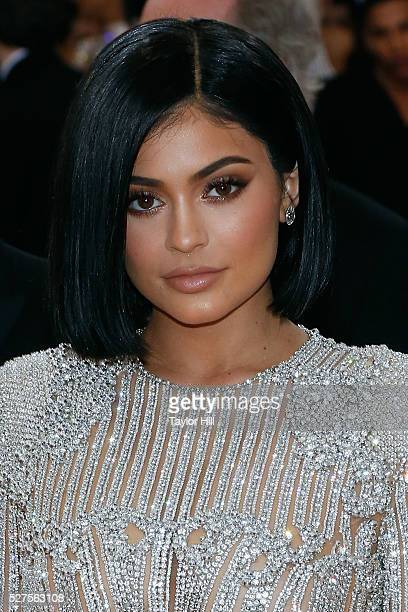 Kylie Jenner attends 'Manus x Machina Fashion in an Age of Technology' the 2016 Costume Institute Gala at the Metropolitan Museum of Art on May 02...