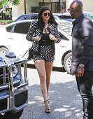 Kylie Jenner is seen on July 26 2015 in Los Angeles California